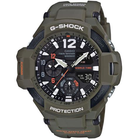 Casio G Shock Ga 203 montre casio g shock ga 1100kh 3aer montre