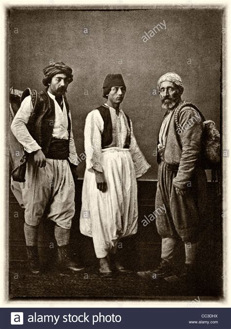 traditional ottoman clothing studio portrait of models wearing traditional clothing