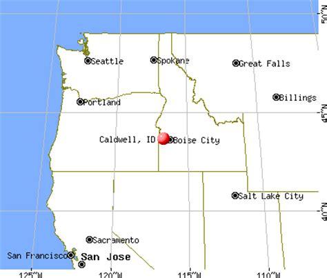 caldwell idaho id profile population maps real