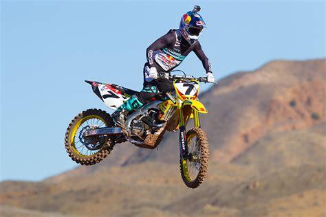 Stewart Suzuki Stewart 2014 Yoshimura Suzuki Motocross Pictures
