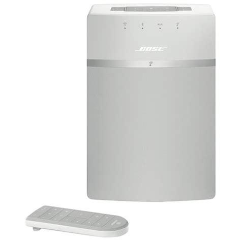 Bose Soundtouch 10 Wireless Speaker Bose Soundtouch 10 Wireless Multi Room Speaker White