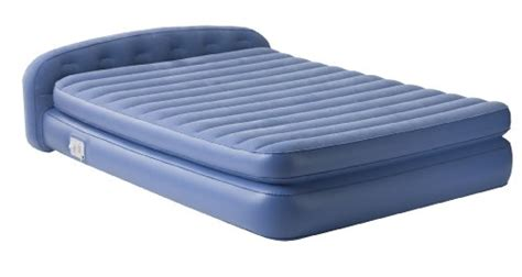 aerobed raised bed with pillow support outdoor stuffs