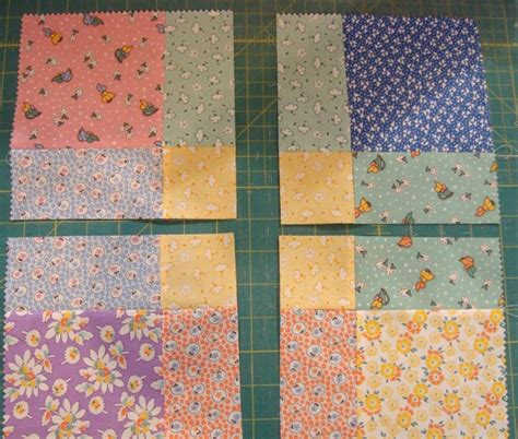 Nine Patch Quilt Blocks by Disappearing 9 Patch Quilt Block Criss Cross Cut