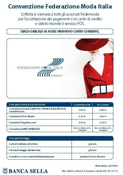banca sella alessandria federazione moda italia news