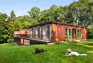 Three Bedroom Mobile Homes For Sale Old Lady Shipping Container House Is A Modern Masterpiece