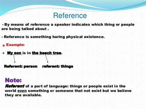 reference and existence the locke lectures books sense and reference