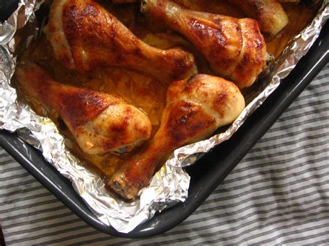 oven oven baked chicken legs