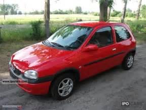 Vauxhall Corsa 1997 1997 Opel Corsa Photos Informations Articles