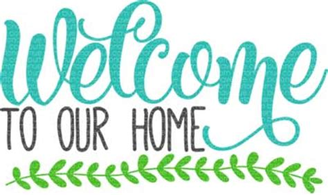 welcome to our home svg cut file burton avenue