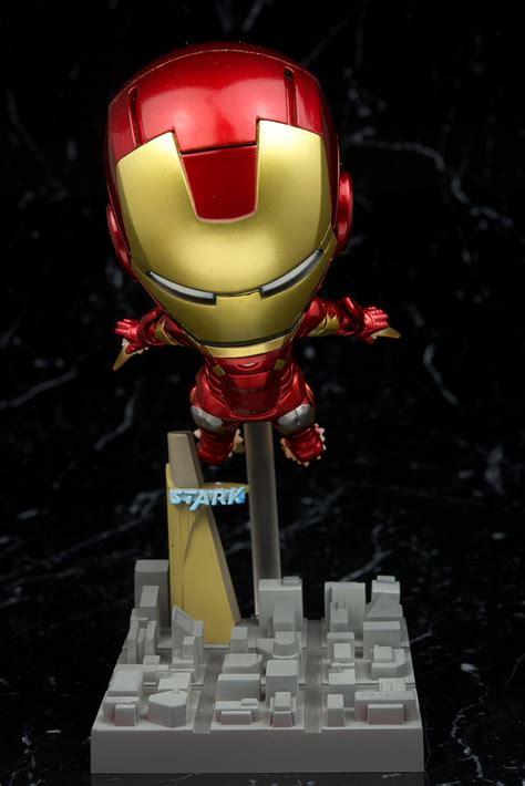 nendoroid iron man mark heros edition full