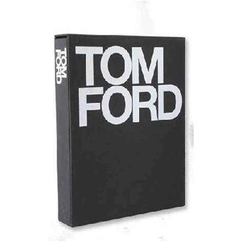 Tom Ford Coffee Table Book Creed Sourcebook September October