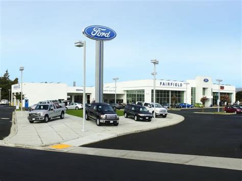 Ford Lincoln Fairfield by Ford Lincoln Fairfield Car Dealership In Fairfield Ca