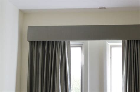 curtain pelmets diy silk fabric curtains with voile sheers and contrast