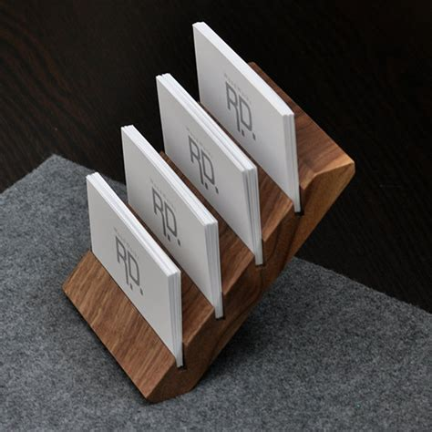 business card holder tier business card by woodworksrd business card holder tier business card by woodworksrd
