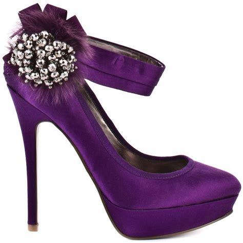 high heels purple purple satin high heels purples