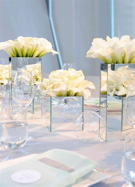 25  Best Ideas about Modern Wedding Centerpieces on