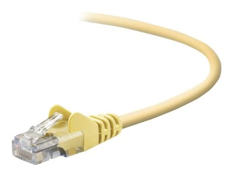 3m Cat 5e Utp Patch Cord Cable 3 Mtr Orange Tidak Garansi Masih Baru belkin cat5e snagless utp patch cable yellow 3m ebuyer
