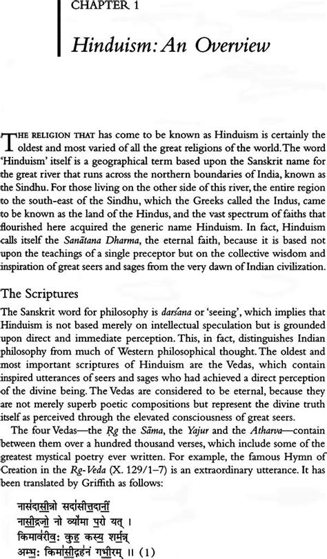 Hinduism Essays by Essays On Hinduism
