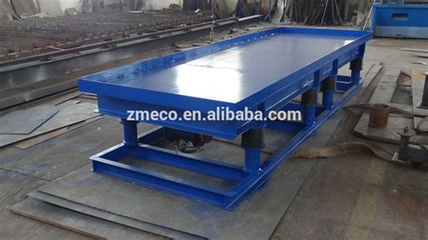 brick vibrating table for concrete moulds buy