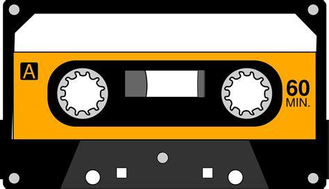 cassetta musica clipart cassette