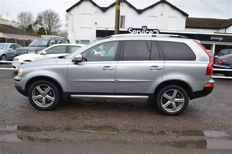 volvo xc90 used used volvo xc90 cars for sale with pistonheads