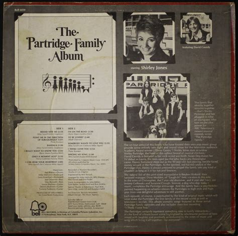 Cd Arkarna The Family Album audio preservation fund acquisition detail the partridge family the partridge family album