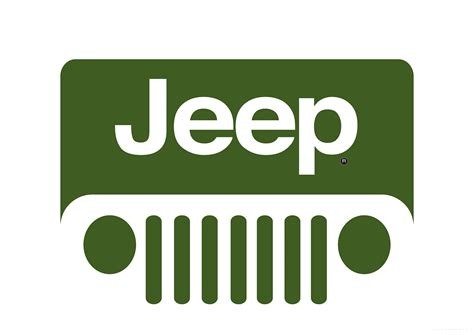 jeep logo 9 car logos and the stories them logo