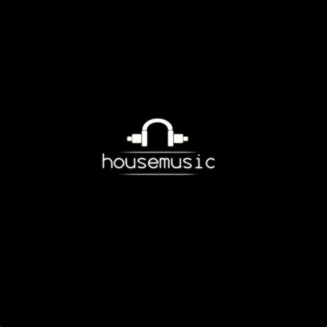 i love house music logo house music by manujg on deviantart