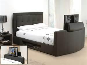 Tv Footboard Lift Varias Colecciones De Camas Para Dormitorios Decorar Tu