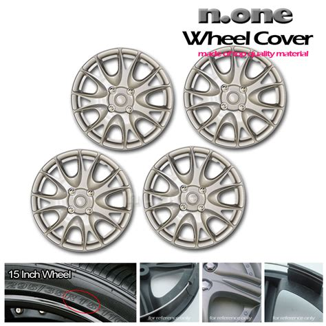 Toyota Wheel Covers 15 Inch 4 Pieces Set Toyota 15 Quot Inch Wheel Cover Hub Cap 7 Spoke