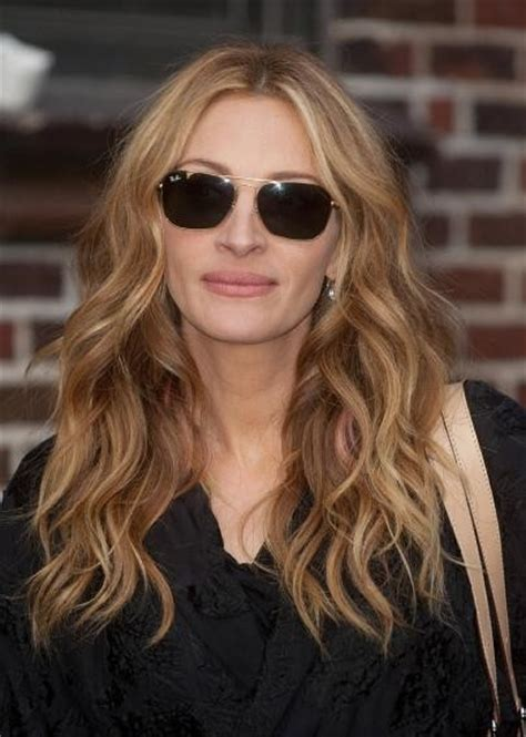 Best Celebrity Hairstyles: Julia Roberts 2018