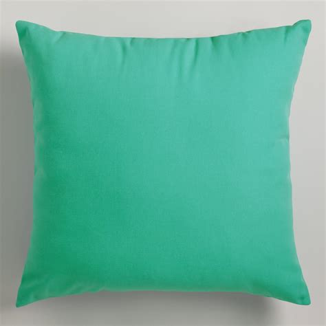 Toss Pillows by Aqua Outdoor Throw Pillow World Market