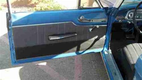car upholstery el paso find used 1963 ford falcon new paint new upholstery new