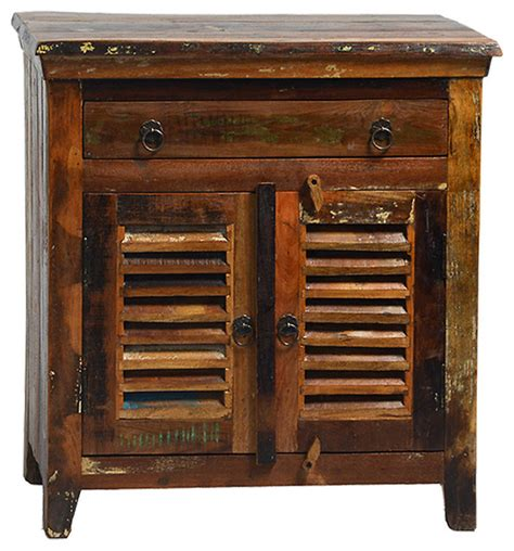 Large Nightstands by Nantucket Large Nightstand Brown Eclectic
