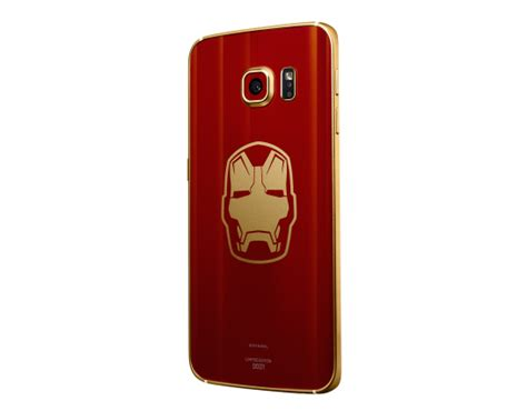 Samsung S6 Limited Edition updated galaxy s6 edge iron limited edition