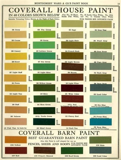 233 best images about historic house colors on