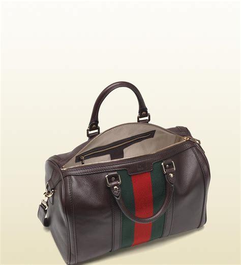 Webe Bags gucci brown leather handbag handbags 2018