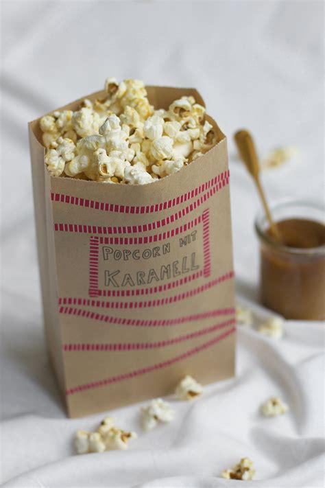 Handmade Popcorn - food karamell popcorn we handmade