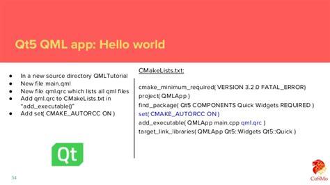 qt javascript tutorial iit rtc 2017 qt webrtc tutorial qt janus client