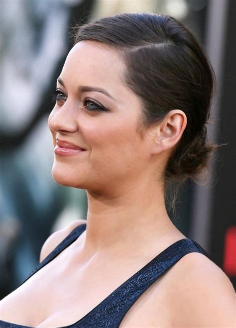 easy hairstyles without bangs 26 marion cotillard hairstyles marion cotillard hair