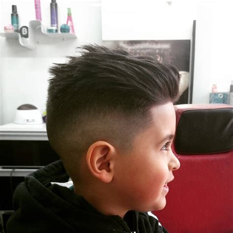 pompedur haircuts for kids toddler pompadour 30 toddler boy haircuts for cute