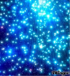wallpaper glitter biru blue background picture 131429002 blingee com