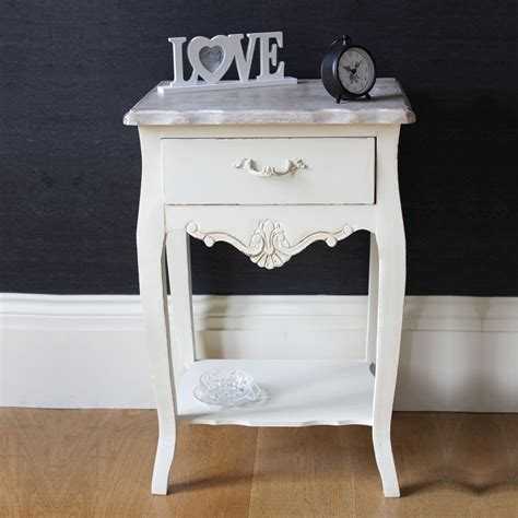 Stool As Bedside Table by Wooden Bedroom Set Dressing Table Mirror Stool Bedside Shabby Chic Ebay