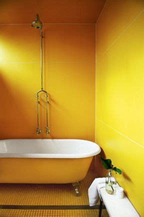 yellow and orange bathroom 17 best images about bathroom yellow orange on