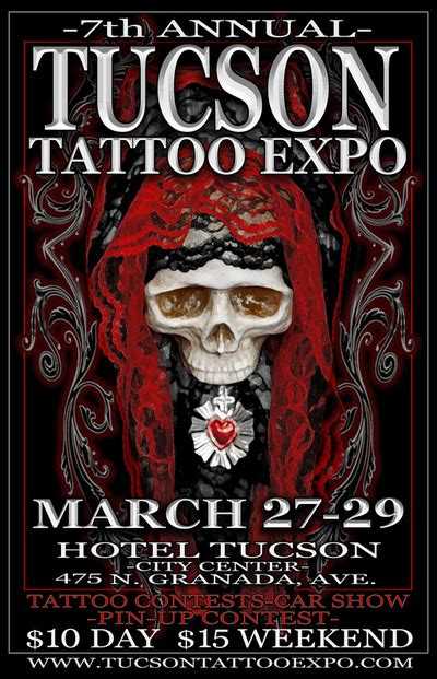 tucson tattoo expo past expos