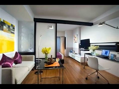 Apartment Home Decor Small Studio Apartment Living Interior Design Home Decor Ideas