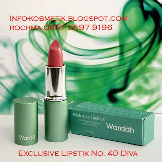 Exclusive Lipstick 43 3 8 Gr info kosmetik exclusive lipstick wardah 0857 2597 9196
