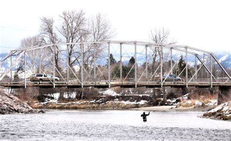 Missoula County Records Missoula County Handing South Avenue Bridge Planning To State