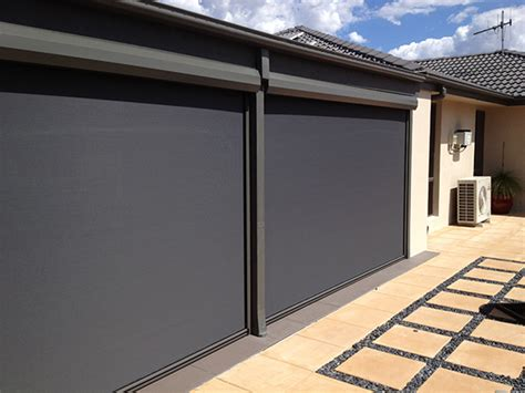 ziptrak awnings indoor outdoor blinds australia canberra blinds awnings