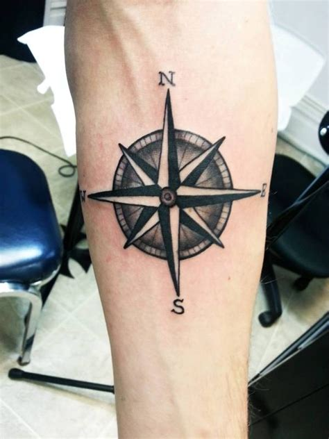 90 artistic and eye catching compass tattoo designs